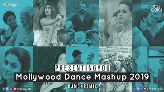 Malayalam Party Mashup 2019 | Dance Remix | DJ MDN Style | VDJ Goku
