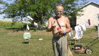 Anti-Nuclear Atomic activist, and Nuclear fallout, Update Kevin d blanch 9/10/12