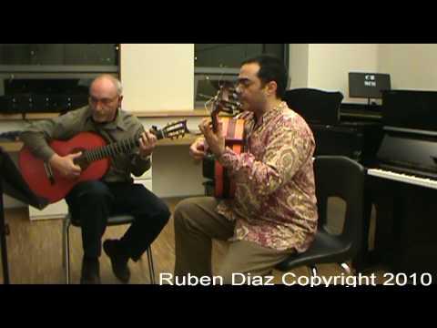 Aranjuez - Flamenco Guitar Lessons Toronto Royal Conservatory
