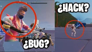 😱It's ▶LIKE HACKEAR FORTNITE 2019 FORTNITE'S NEW BUGS ? EPIC CASI BANEA US BY THIS BUG