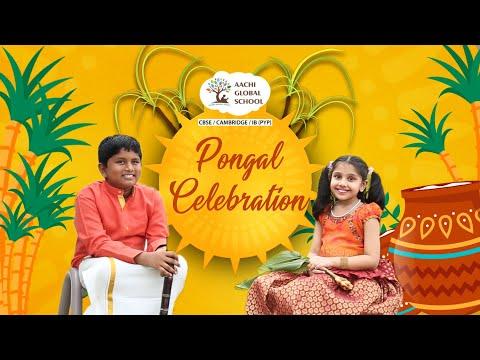 Pongal Celebration at Aachi Global School
