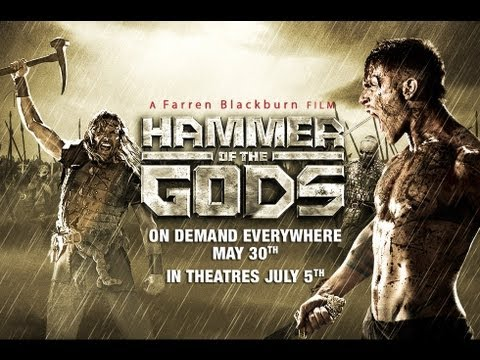 Drama - HAMMER OF THE GOD - TRAILER | Charlie Bewley, Clive Standen, James Cosmo