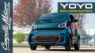 XEV YOYO ⚡️ Com'è L'innovativa Citycar Elettrica Che Rivoluziona Il Mercato Dell'auto