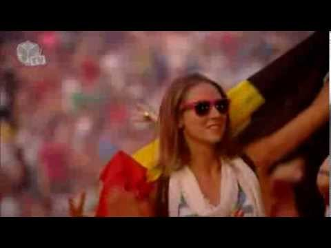 Tomorrowland 2013 Nicky Romero vs Afrojack vs David Guetta HD