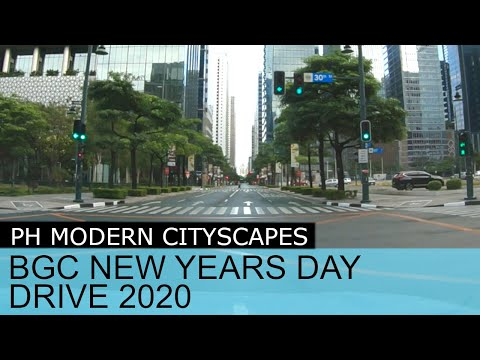 BGC New Year's Day Drive 2020