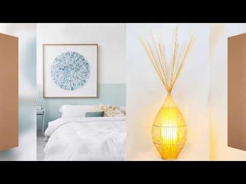 Bamboo Cage Design Lamp Interior Pendant Light LED ...