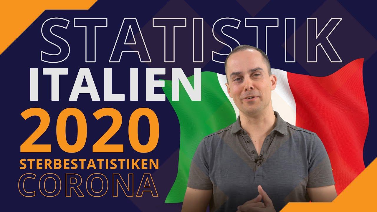 Sterbezahlen ITALIEN - Finale Daten zu 2020 - Wie schlimm war es wirklich?