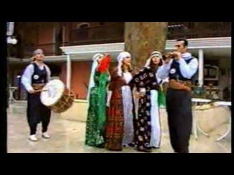 Kürtçe Delilo Halay - Kürtçe Oyun Havaları / Beşir Kaya - Delalé Hélîcan