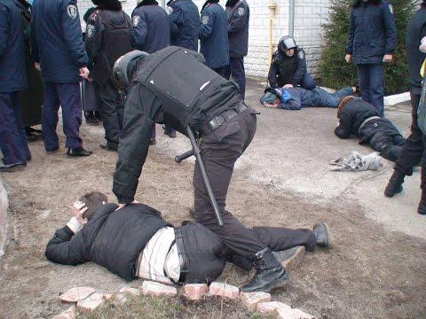 Молились на труп - Штурм СЕКТЫ в Бортничах - ЖЕСТЬ!