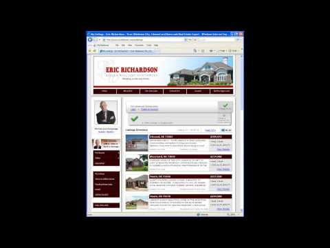 Agent XSites  Specific Listings & Domain Names  Attach a Domain Name to a Specific Listing