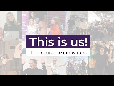 """""""This is us"""" - The Insurance Innovators"""