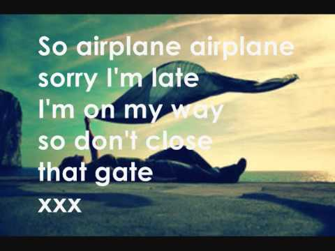 Airplanes by B.O.B. feat Hayley Williams - Lyrics Video ...