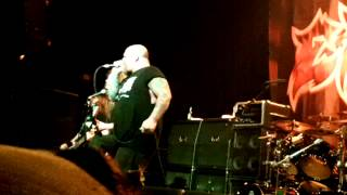 Exodus - Piranha (Metal Alliance Tour)(Live 4-2-2013)