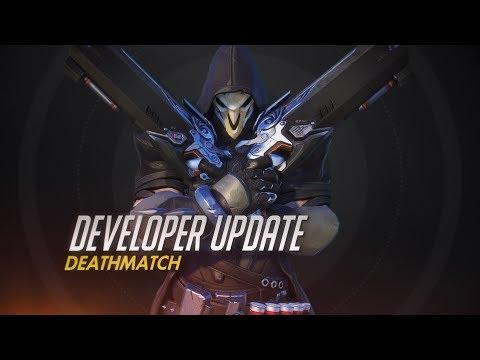 Developer Update | Deathmatch | Overwatch