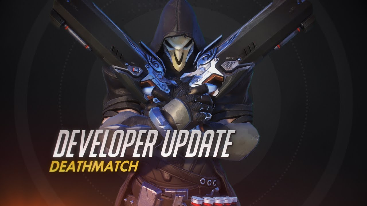 Overwatch finally adds Deathmatch and it kind of sucks