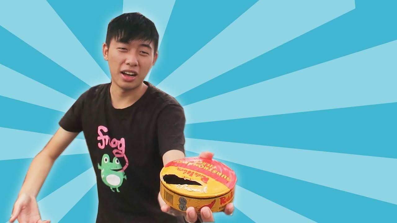 試吃瑞典鯡魚罐頭|世界上最臭的罐頭! - YouTube