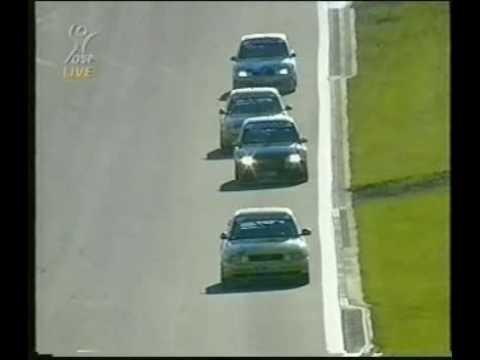 STW 1999 Nürburgring - Last Lap Chaos