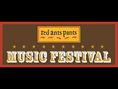 2016 Red Ants Pants Music Festival Lineup Release Party Livestream