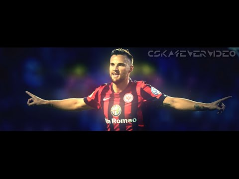 Haris Seferovic - Class Striker - Skills & Goals |HD|