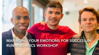 Focused Mind Coaching: Managing your emotions for success in running (ASICS Workshop - 24/11/2018)