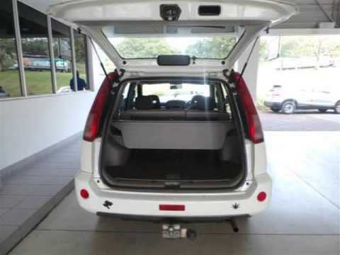 2004 NISSAN X-TRAIL 2.0 4x2 Auto For Sale On Auto Trader South Africa