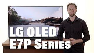 First Look: LG OLED55E7P - 4K OLED E7P Series