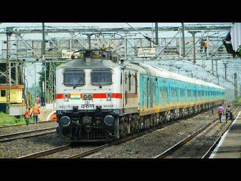 MOST AWAITED HUMSAFAR || 22317 SEALDAH - JAMMU TAWI Humsafar Express || First Commercial Run