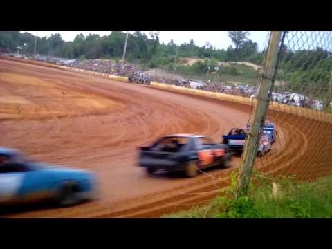 Harris Speedway 5/28/16 Heat Race