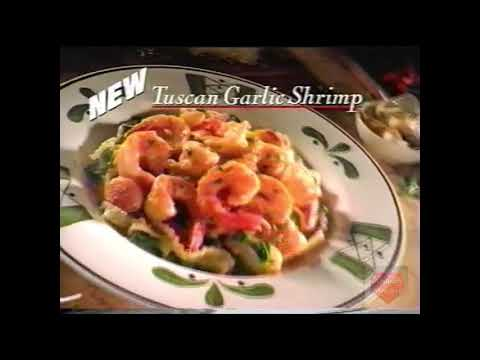 Olive Garden | Television Commercial | 2009