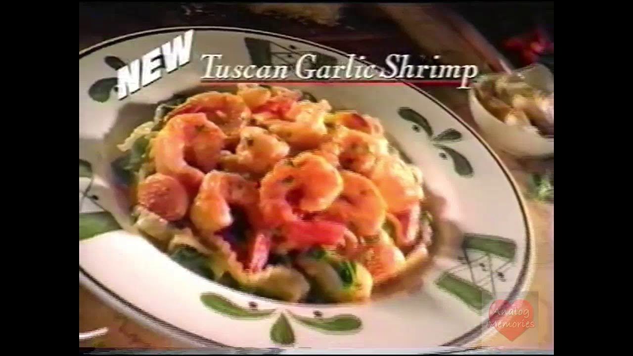 Olive Garden Television Commercial 2009 Youtube