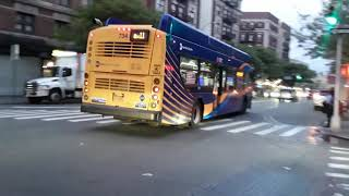 Mta New York City Bus: 2017 New Flyer XN40 CNG on the Bx11