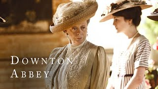 The Dowager Countess Of Grantham's Best Moments: Part 1 | Downton Abbey