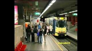 Vidéo Tram n° 1 : Bruxelles en Tram