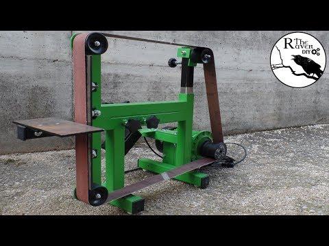 DIY: Belt Grinder