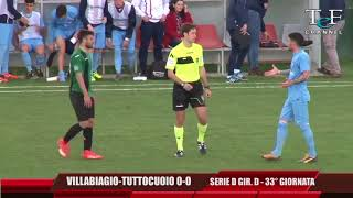 Serie D Girone D Villabiagio-Tuttocuoio 0-0