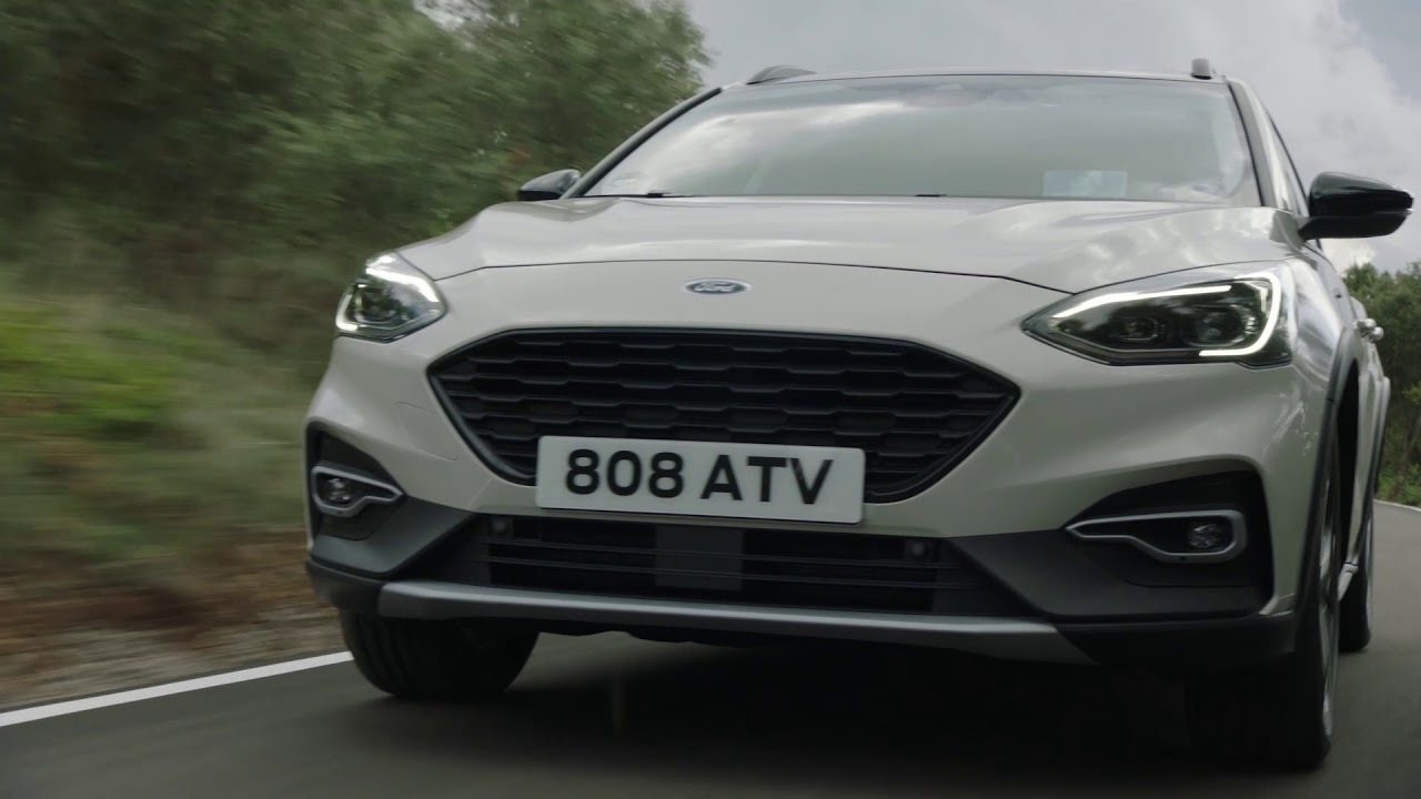 All New Ford Focus Active Crossover Blends Suv Versatility And Class