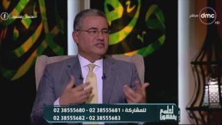 د. عبدالناصر عمر: المرضى النفسيين أقل إجراما من الأشخاص العاديين - لعلهم يفقهون