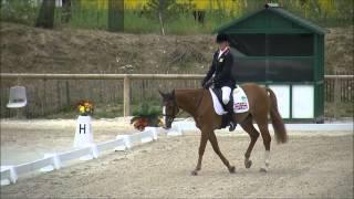 Pony European Eventing Championships 2012 - Yasmin Ingham + Craig Mor Tom