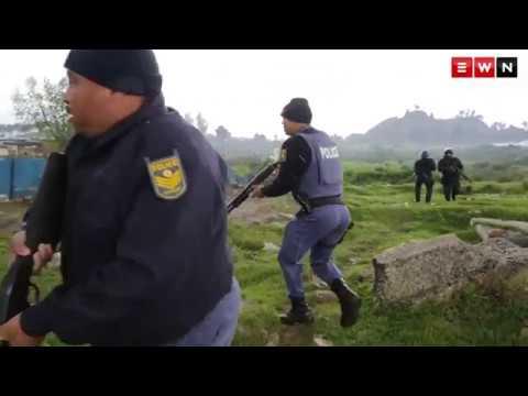 Grabouw Riots Dispatch 3