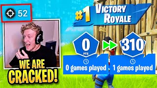 Tfue & Scoped Get CRACKED to Qualify in Just ONE GAME! (Fortnite)