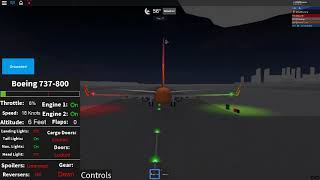ROBLOX BWI Southwest: Pushback, Taxi, Take-Off