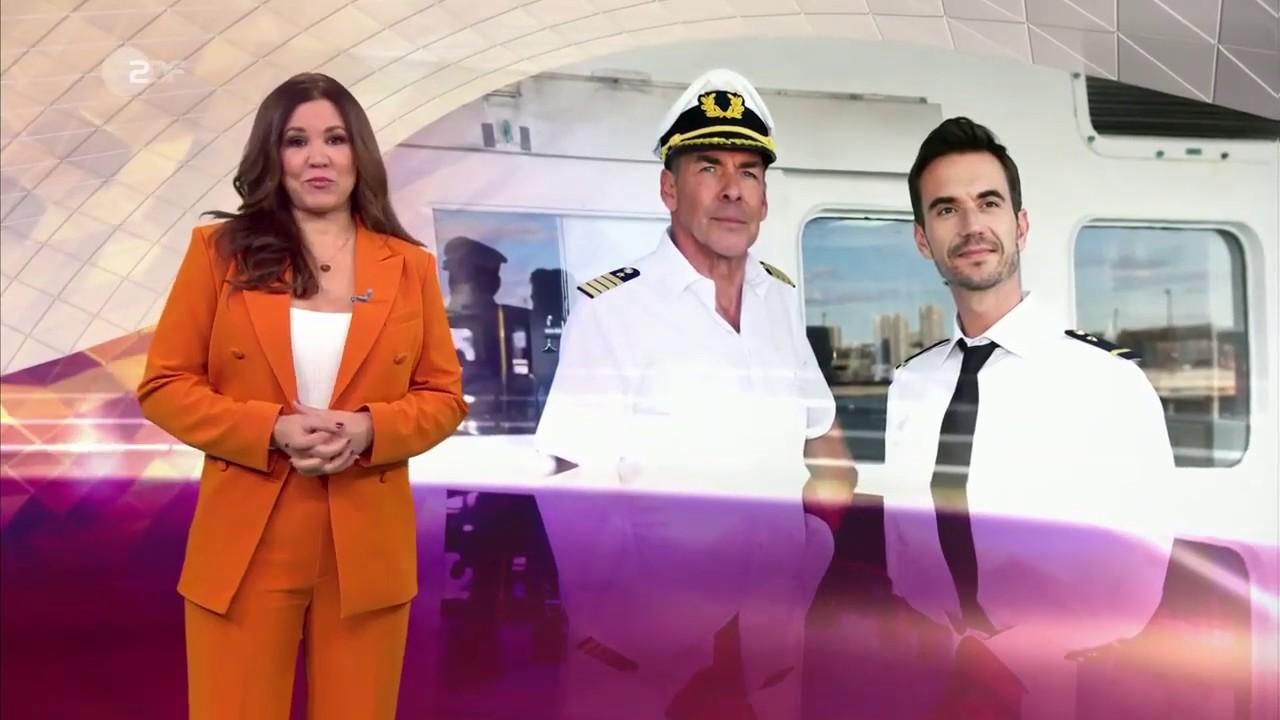 florian silbereisen neuer kapitan auf dem traumschiff