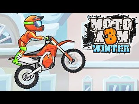 Moto X3M Winter (Level 01-25) - Y8 Game   Eftsei Gaming