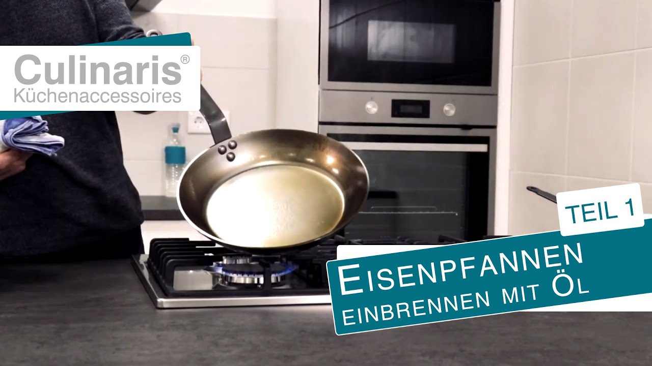 Küchenaccessoires Online Shop Riess Iron Cutlet Pan - Riess Brandshop