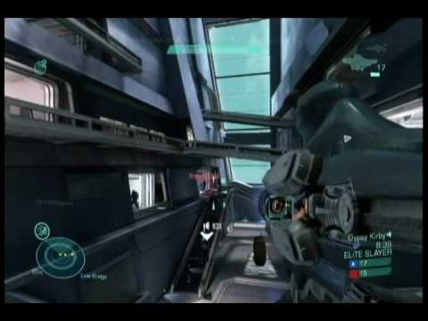 HALO REACH BETA-1ST NIGHT W-COMMENTARY-COVY SLAYER-SWORD BASE-ALM1GHTY-GAME 5