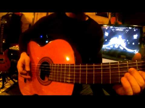 Jethro Tull Passion Play cover acoustic guitar