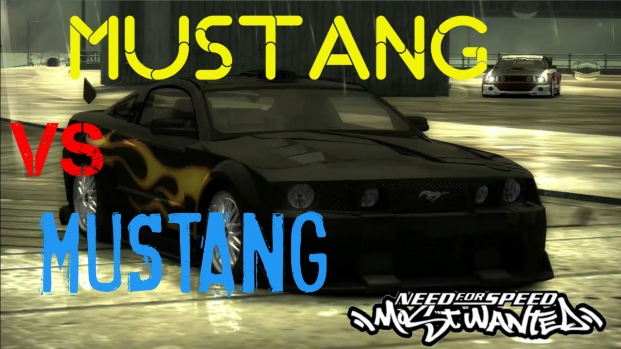 MUSTANG VS MUSTANG !!! MOST WANTED #2