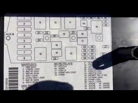 hqdefault?sqp= oaymwEWCKgBEF5IWvKriqkDCQgBFQAAiEIYAQ==&rs=AOn4CLB7X64TnH9F0DfetCRFflagYPqRGA 1998 regal fuse box diagram youtube Regal Commodore 402 at gsmx.co