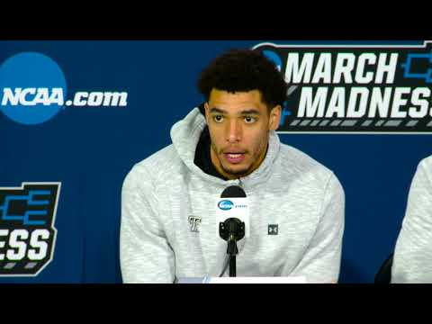NCAA Opening Round Press Conference - Players
