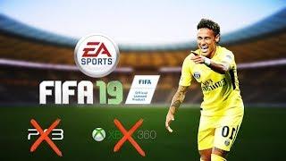 FIFA 19 НЕ ВЫЙДЕТ НА КОНСОЛЯХ